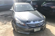 Very Neat Nigerian Used 2012 Honda Accord