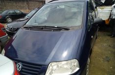 Super Clean Nigerian used  2002 Volkswagen Sharan
