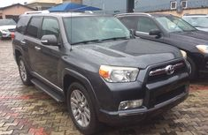 Foreign Used Toyota 4-Runner 2012