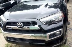 Very Clean Foreign used Toyota 4-Runner 2015