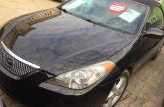 Clean Nigerian Used Toyota Solara 2006