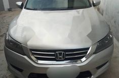 Clean Nigerian used Honda Accord 2014