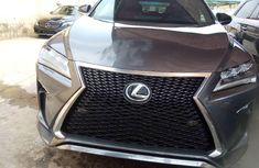 Foreign Used Lexus RX 2017 in Lagos