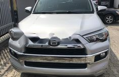 Very Clean Foreign used Toyota 4-Runner 2014