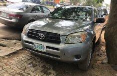 Nigerian Used Toyota RAV4 2006