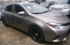 Super Clean Nigerian used 2015 Toyota Corolla