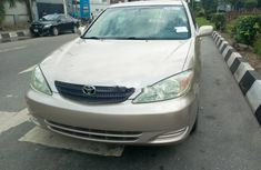 Foreign Used 2004 Toyota Camry in Lagos