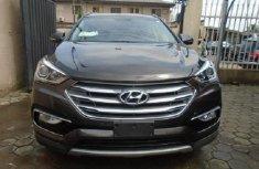 Well Maintained Nigerian used Hyundai Santa Fe 2017