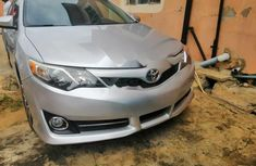 Well Maintained Nigerian used Toyota Camry 2014