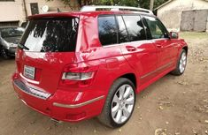 Super Clean Nigerian used 2011 Mercedes-Benz GLK