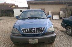 Nigerian Used 2002 Lexus RX for sale in Lagos