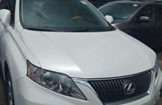Clean Tokunbo Used Lexus RX 2010