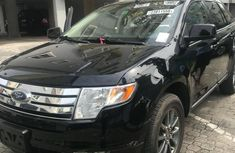 Neat Foreign Used 2008 Ford Edge 2008 Model