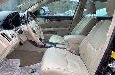 Very Clean Tokumbo Toyota Avalon 2011