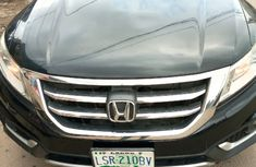 Neat Nigerian Used Honda Accord Crosstour Full Option in Lagos