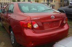 Neat Tokunbo Used Toyota Corolla 2010