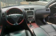 Clean Nigerian Used  Lexus GS 2007