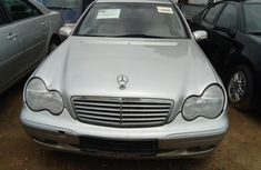 Clean Tokunbo Used Mercedes-Benz C180 2002