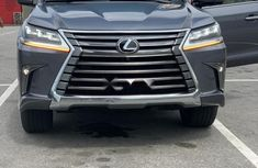 Foreign Used 2016 Lexus LX