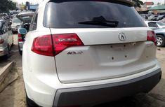 Clean Tokunbo Used  Acura MDX 2017