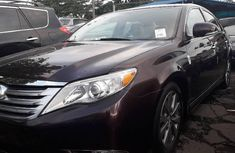 Foreign Used Toyota Avalon 2011