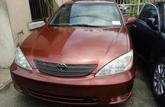 Neat Tokunbo Used Toyota Camry 2004