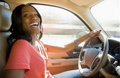 Anti-safety driving habits women should resist