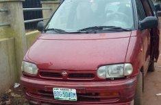 Nigerian Used Nissan Serena