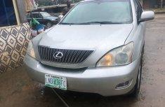 Neat Nigerian used Lexus RX 2004