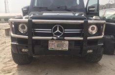 Neat Nigerian used Mercedes-Benz G-Class 2005 Petrol Automatic Black