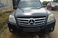 Neat Foreign used Mercedes-Benz GLK 2010