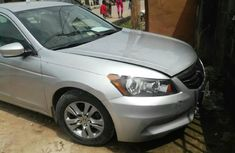 Nigerian Used Honda Accord 2012