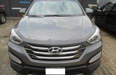 Neat Nigerian used Hyundai Santa Fe 2015