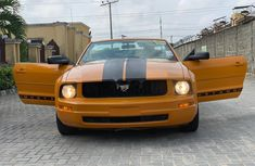 Foreign Used 2007 Ford Mustang for sale in Lagos