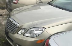 Neat Foreign used 2011 Mercedes-Benz E350