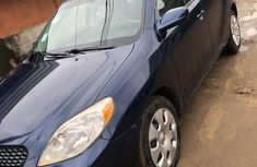 Neat Nigerian Used 2003 Toyota Matrix Hatchback in Lagos