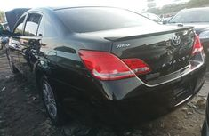 Clean Tokunbo Used  Toyota Avalon