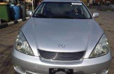Lexus ES 2006 Petrol Automatic Grey/Silver