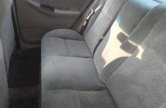 Toyota Corolla 2003 model