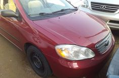 Super Clean Foreign used Toyota Corolla 2003 model