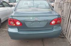 Neat Foreign used Toyota Corolla 2005