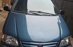 Foreign used Toyota Sienna 2002 Model