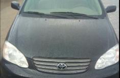 Toyota Corolla Tokunbo 2003