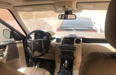 Neat Nigerian used 2012 Land Rover LR4