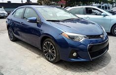 Foreign Used Toyota Corolla 2014