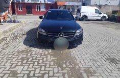 Neat Nigerian used 2016 Mercedes-Benz C300
