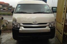 Neat Nigerian Used Toyota HiAce