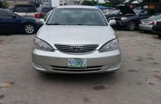 Clean Nigerian Used Toyota Camry 2004
