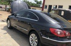 Neat Nigerian used Volkswagen CC 2010