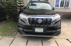 Second Hand Toyota Prado SUV 2015 Model